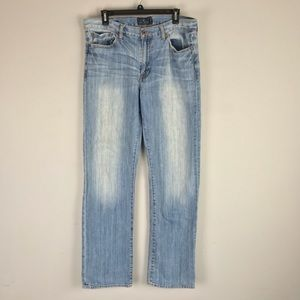 Lucky Brand mens 363 vintage straight jeans